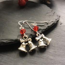 Bells Charm Earrings