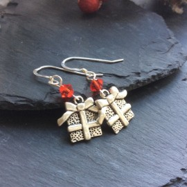 Present Charm Earrings