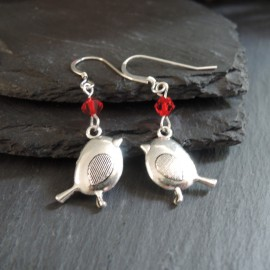 Robin Charm Earrings
