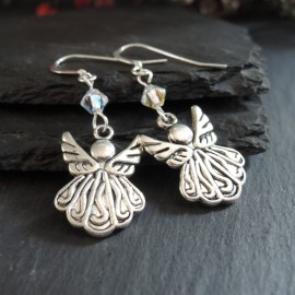 Angel (2) Charm Earrings